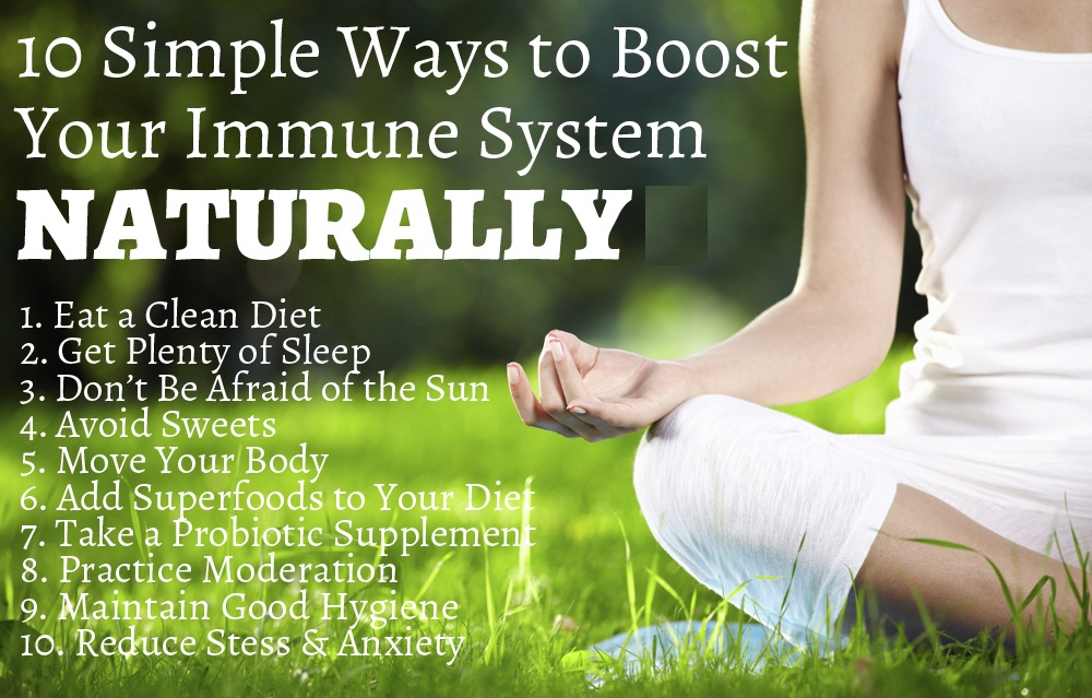 Boosting Immune System Up Is Very Important For Women