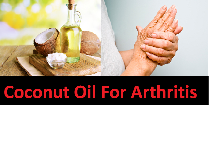 arthritis and cocncut oil